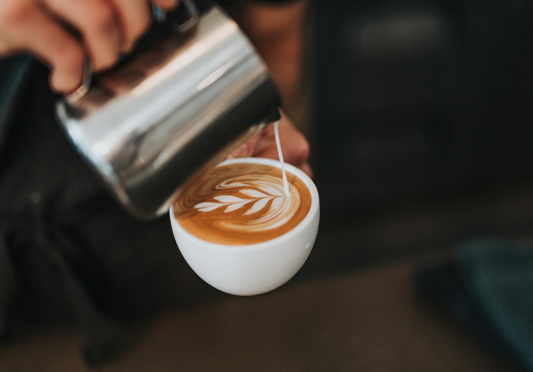 Anyone for coffee?